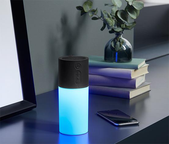 2-in-1-Moodlight mit Bluetooth®-Lautsprecher
