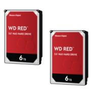 WD Red 2er Set WD60EFAX