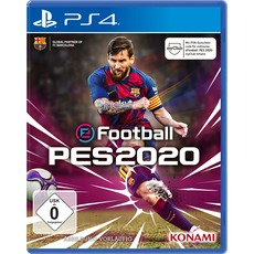 Konami PES 2020, PlayStation 4-Spiel
