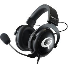 QPAD QH-91, Headset(schwarz)