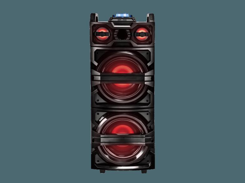 OK. OPK 1000 Kompaktanlage (Schwarz)