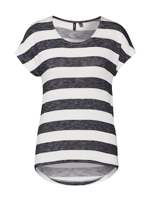 VERO MODA Shirt in schwarz