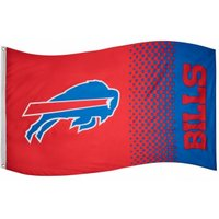 Buffalo Bills NFL Fahne Fade