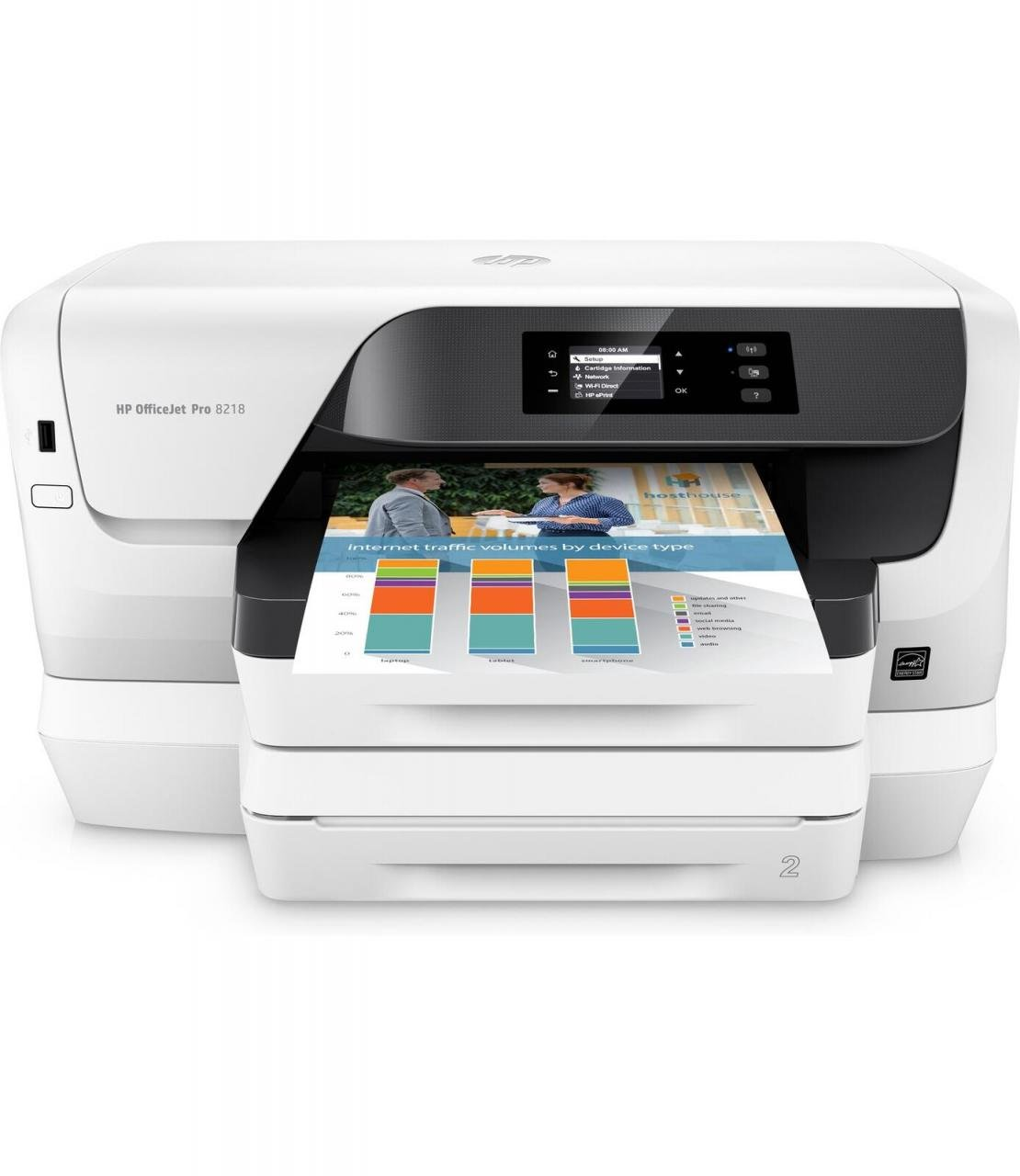 HP OfficeJet Pro 8218 Tintenstrahldrucker