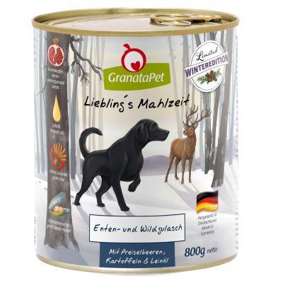 GranataPet Liebling´s Mahlzeit Wintertraum