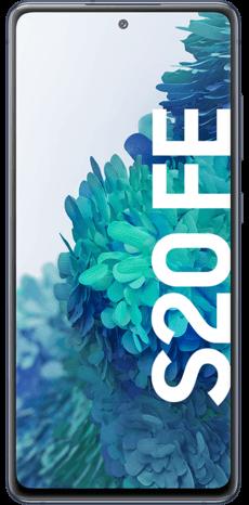 Samsung Galaxy S20 FE mit