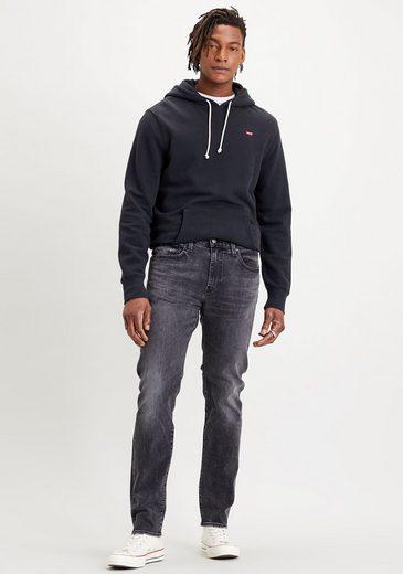 Levi's® Kapuzensweatshirt mit kleinem Batwing