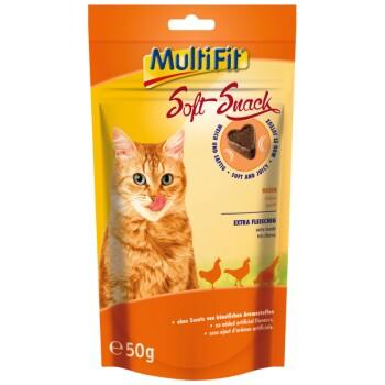 MultiFit Soft Snack 7x50g Huhn
