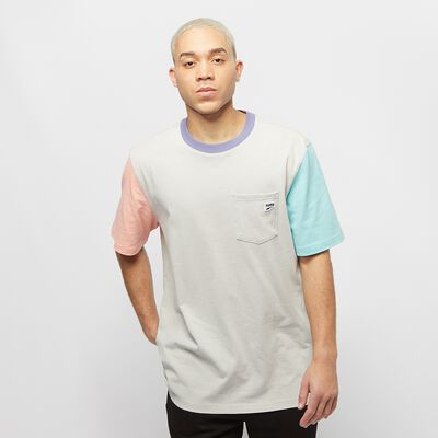 Puma Downtown Pocket Tee gray
