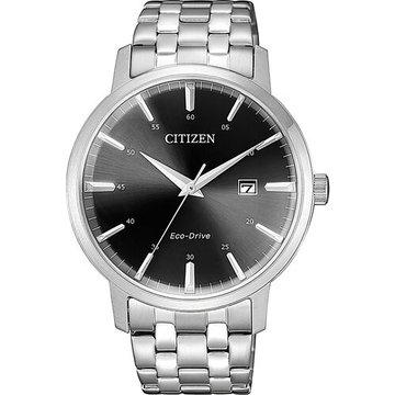 """Citizen Herren Solaruhr """"BM7460-88E"""", Edelstahl"""