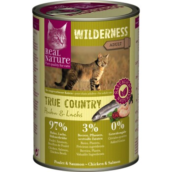 REAL NATURE WILDERNESS Adult 6x400g