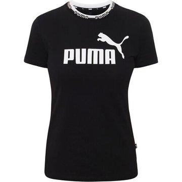 Puma T-Shirt, mit Logomotiv, für